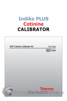 DRI Cotinine Calibrator Indiko Plus 0404 | Medical Distribution Group