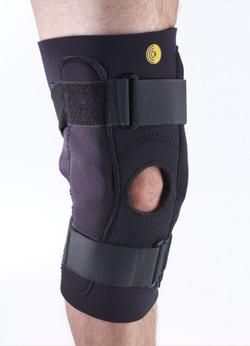 Posterior Adjustable Knee Sleeve with Hinge