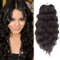 16 Inches Wavy Virgin Peruvian Hair