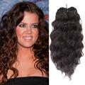 18 Inches Wavy Virgin Peruvian Hair