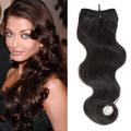 18 Inches Body Wave Virgin Malaysian Hair