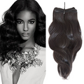 18 Inches Wavy Virgin Malaysian Hair