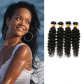4 Bundles Wavy Virgin Brazilian Hair