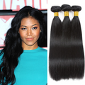 3 Bundles Straight Virgin Malaysian Hair