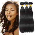 3 Bundles Straight Indian Remy Hair
