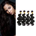 4 Bundles Body Wave Virgin Peruvian Hair