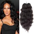 Wavy Virgin Peruvian Hair