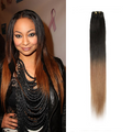 Ombre Straight Indian Remy Hair