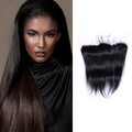 Straight Virgin Malaysian Lace Frontal