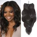 12 Inches Wavy Virgin Malaysian Hair