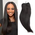 16 Inches Straight Virgin Peruvian Hair