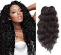 "22"" 24"" 26"" Bundles Wavy Virgin Brazilian Hair"