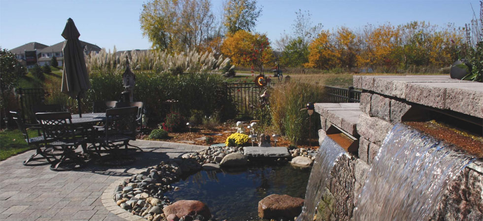 Waterwalls, Fountains and Pond Kits - Pond Supplies Top-of-the-line Pond Supplies To Build And Maintain