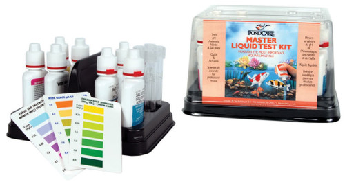AQP164M Complete Pond Water Test Kit