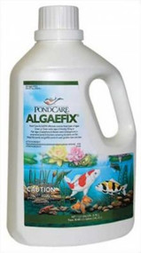 AlgaeFix - Controls Pond Algae - 1 Gallon Treats Up To 38000 Gallons