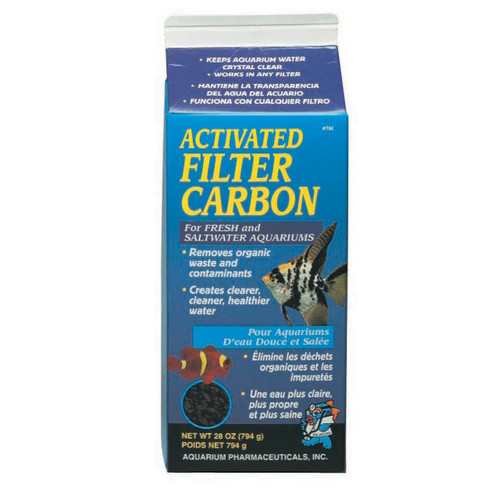 AQP76C Activated Filter Carbon 22 Ounces