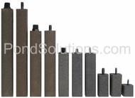 "SCAS1250 1/2"" NPT- Pro-Glass Alumina Air Stones"