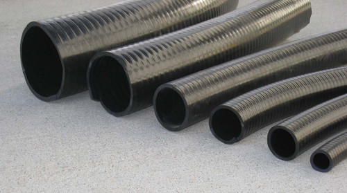 "SCFP40 4"" Flexible PVC Pipe Pro-Series Per 25' Roll Size 4""  - Requires Shipping Via Motor Freight"