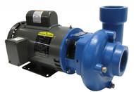 13800 GPH Goulds Pump High Volume, Low-Head Pump 1.5 HP, 8 Amps 230v