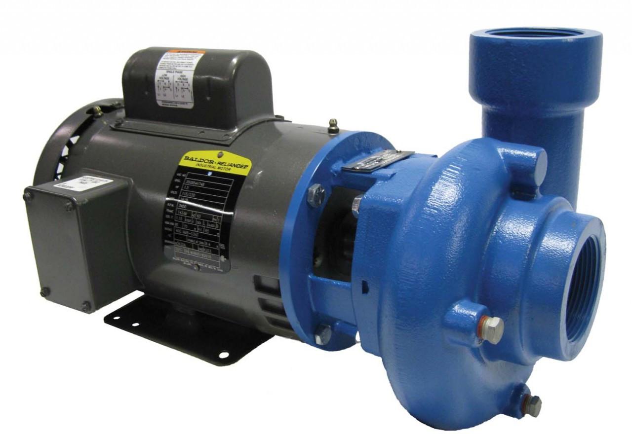 25500 GPH Goulds Pump High Volume, Low-Head Pump 3 HP, 14 5 Amps 230v