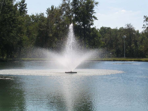 "3/4 HP Kasco Fountain W/5 Patterns, 230 Volts, 2.9 Amps, Operates In Water At Least 18"" Deep"