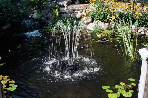 1/4 HP Kasco Fountain Without Lights, 3.1 Amps, 50' Cord.