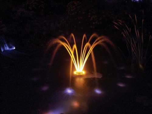 1/4 HP Kasco Fountain With Lights
