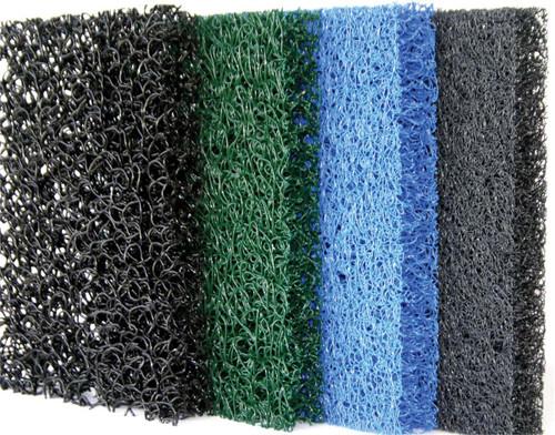 "SCMBK24 Matala Pond Filter Pad, Half Sheet Black Material, 39"" x 24"""