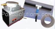 SCPA12W 1/8 HP Diaphragm Air Compressor Kit