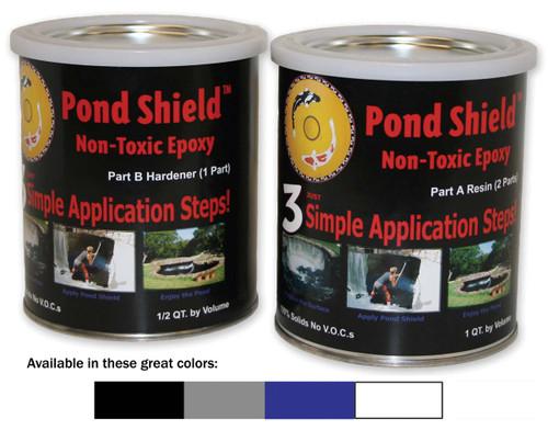 SCPAQCBL Blue Pond Shield Pond Sealer