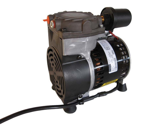 SCRPC71 1/3 HP Rocking Piston Air Compressor, 4.3 CFM, 5.3 Amp, 115 Volts