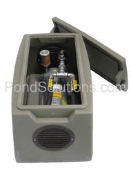 "SCSC25 Weatherproof Cabinet, 15"" x 25"" x 15"""