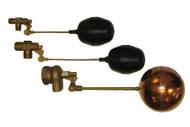 """SCWFS100 1"""" Brass Fill Valve"""