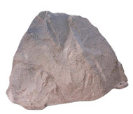SCDLB2R Fake Rock Cover by RealRock - Brown - For SCPA75+ Or Multiple Compressors - Requires Shipping Via Motor Freight