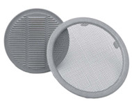 """SCDLB3S Fake Rock Cover by Real Rock - For Additional 3"""" Louvered Vent Installed"""