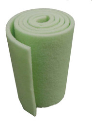 "SCPFM1 Pond Filter Pad 3/4"" x 24"" x Per Yard (Indicate Quantity of Yards By Quantity In Shopping Cart)"
