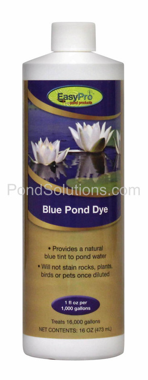 SCPD16 Blue Pond Dye - Pint