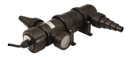 36 Watt UV Clarifiers - 36 Watts, Max Flow 3900 Gallons, Max Pond Size 7000 Gallons