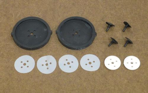 .8 CFM Continuous Duty Linear Diaphragm Compressor Repair Kit