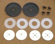 1.8 CFM Continuous Duty Linear Diaphragm Compressor Repair Kit