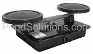 SCEPDM2 Dual Air Diffuser - Handles Air Flow From 1.6 - 6 CFM