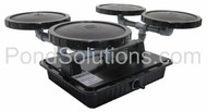 SCEPDM4 Quad Air Diffuser - Handles Air Flow From 3.2 - 12 CFM