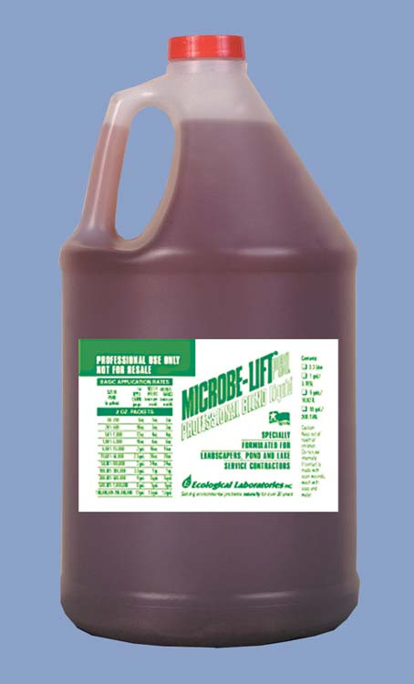 Microbe-Lift Professional Blend Pond Bacteria - Gallon