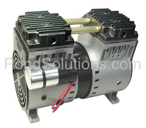 SCERP502 1/2 HP Rocking Piston Compressor, 5.2 CFM, 2.0 Amps 230 Volts
