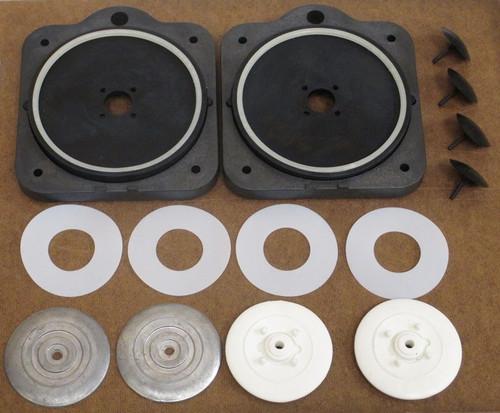 5.2 CFM Continuous Duty Linear Diaphragm Compressor Repair Kit