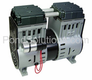 SCERP752 3/4 HP Rocking Piston Compressor, 7.5 CFM, 2.9 Amps 230 Volts
