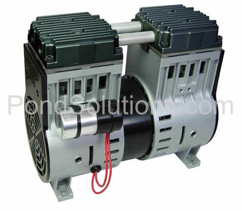 SCERP75 7 3/4 HP Rocking Piston Compressor, 7.5 CFM, 5.7 Amps 115 Volts