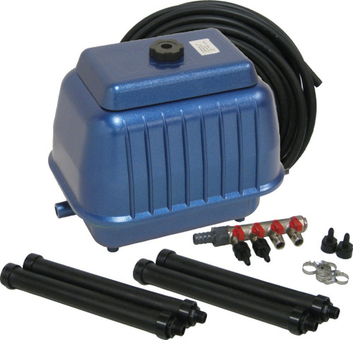 Pond Aeration Kit For Ponds Up To 40,000 Gallons