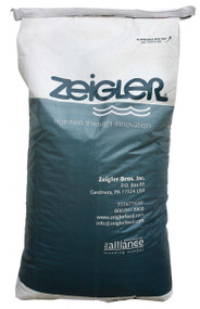 "SCFD18 Zeigler Game Fish Food, 44 Lbs. Bag, 1/8"" Pellet Size"