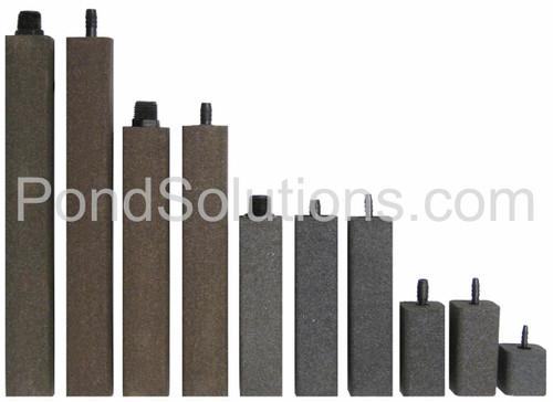 "SCAS337 3/8"" Barb - Pro-Glass Alumina Air Stones"